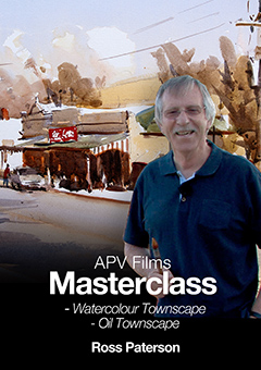 APV Films Masterclass - Ross Paterson - Ross Paterson