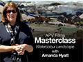APV Masterclass - Watercolour Landscape � Amanda Hyatt - Amanda Hyatt