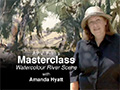 APV Masterclass - Watercolour River Scene - Amanda Hyatt - Amanda Hyatt