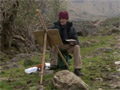 Atmospheric Watercolour - Painting on Location - David Curtis