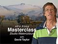 APV Masterclass - Studio Watercolours - David Taylor - David Taylor