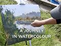 A Journey in Watercolour - Herman Pekel