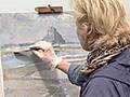 Landscapes in Oils - Jane Corsellis