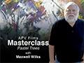 APV Masterclass - Pastel Trees - Maxwell Wilks - Maxwell Wilks