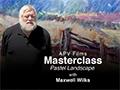 APV Masterclass - Pastel Landscape - Maxwell Wilks - Maxwell Wilks