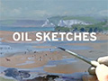 Oil Sketches - Peter Brown